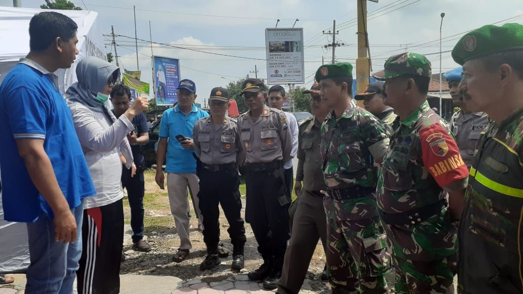 Photo of Melebur Bersama Satgas, Dprd Ponorogo Dukung Penuh Upaya Pencegahan Korona