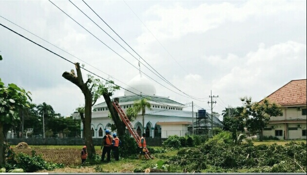 Photo of WFH Cegah Convid 19, Aktifitas PLN Diluar Malah Meningkat Jaga Supplay Listrik