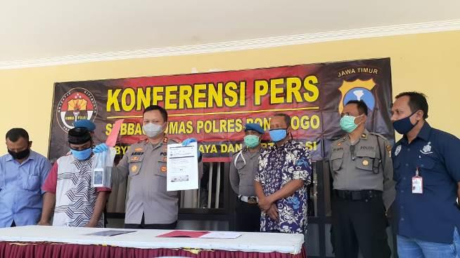 Photo of Pelaku Penebar Hoak Minta Maaf, Polres Berharap Jadi Pembelajaran Masyarakat Bijak Bermedsos