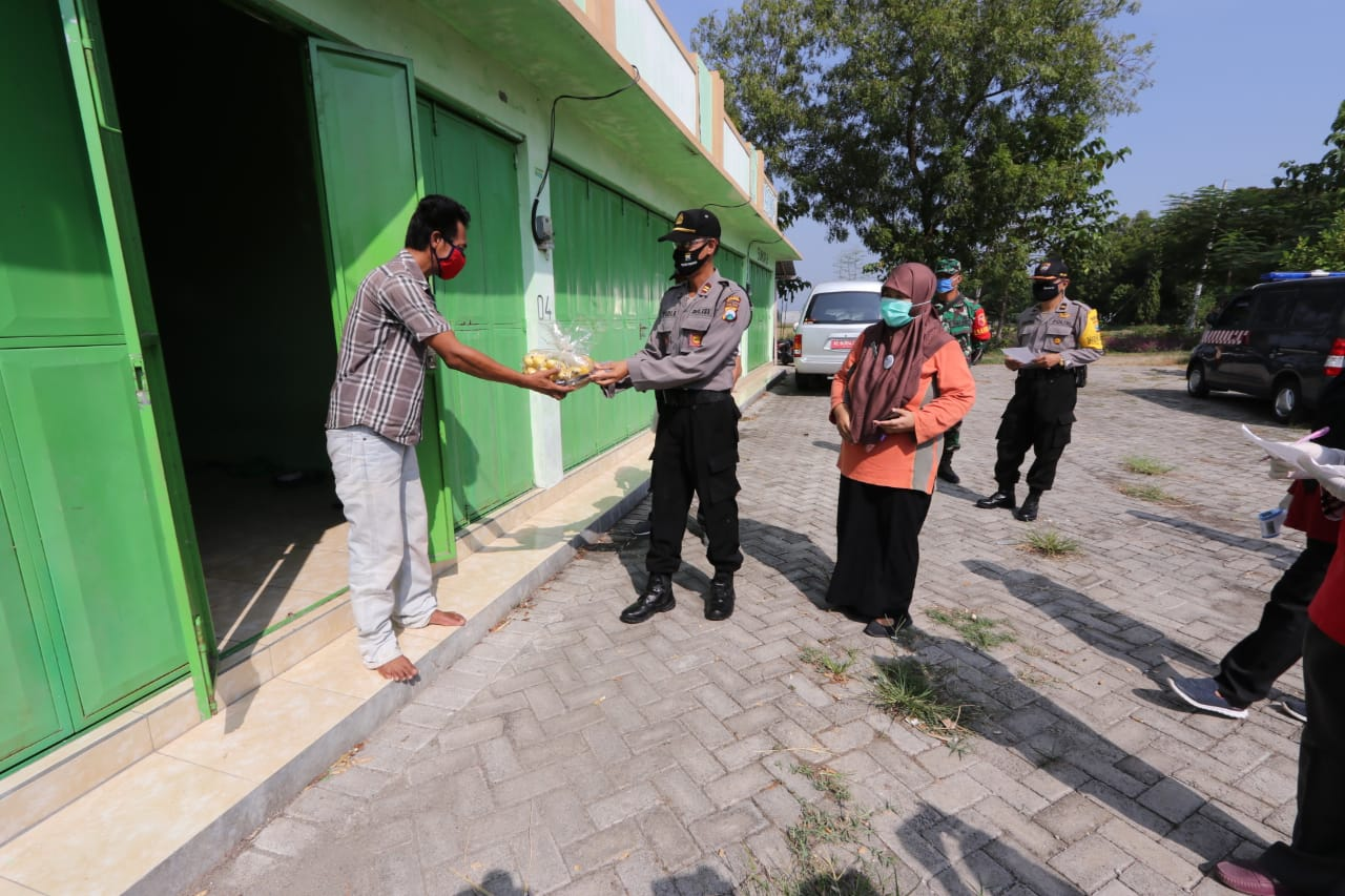 Photo of Kapolsek Babadan Minta Jangan  Mengucilkan Dan Ikuti  Protokol Kesehatan