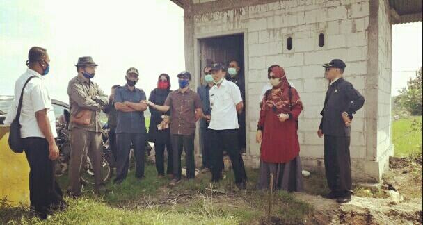 Photo of DPRD Ponorogo Sidak Proyek Embung Nglumpang Mlarak