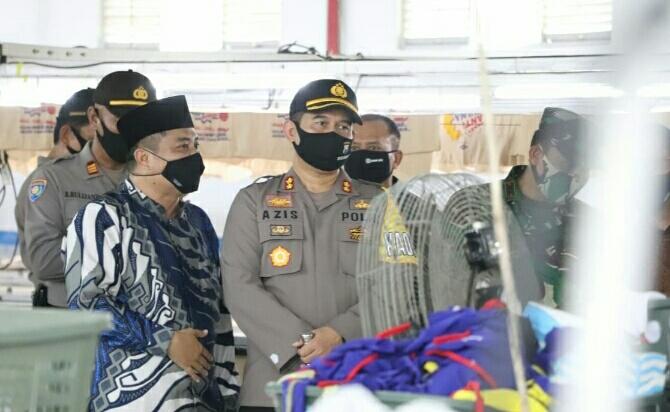 Photo of Kapolres Ponorogo Menegaskan Perusahaan Tangguh Bila Mampu Mencegah Penyebaran Covid 19