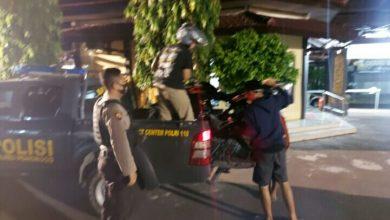 Photo of Meresahkan, Razia Balap Liar Polres Ponorogo Jaring Puluhan Sepeda Motor