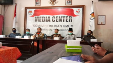 Photo of KPU Ponorogo Gandeng Satgas Covid 19, Rapid test 2080 PPDP