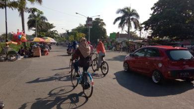 """Photo of Bupati Ipong : """" Jalur Khusus Sepeda Belum Perlu"""""""