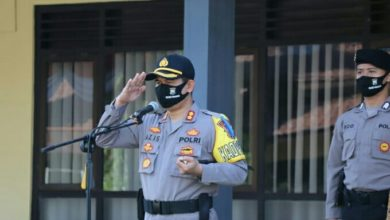 Photo of Kapolres Ponorogo Pimpin Apel Pasukan Operasi Terpusat Patuh Semeru 2020
