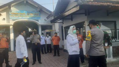 Photo of Gugus Tugas Propinsi Dropping 1500 Rapit Tes Dan Ribuan Masker  Ke Ponorogo