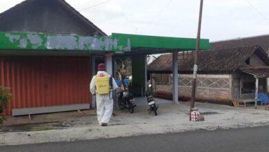 Photo of Warganya  Otg Covid-19 , Lingkungan  Jenangan Mensuport Bahan Makanan