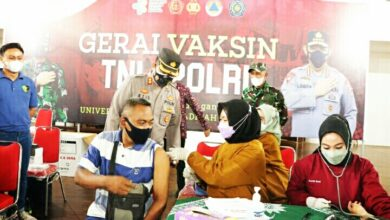 Photo of Kapolres Ponorogo : Vaksinasi Goes To Campus, Percepat Kekebalan Kelompok
