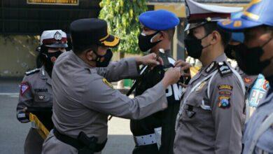 "Photo of Kapolres Ponorogo :  "" Disiplin Prokes Titik Berat Operasi Patuh Semeru 2021″"