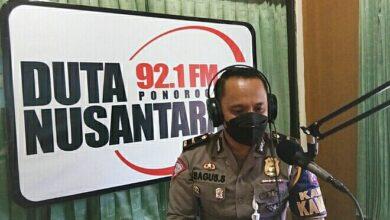 Photo of Polres Ponorogo Ingatkan, Sekolah Laksanakan PTM Maka Potensi Laka Meningkat