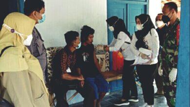 Photo of Kader LKNU Ponorogo Dampingi Vaksinasi Covid 19 Terhadap ODS